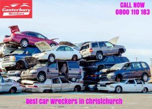 AUTO DISMANTLERS CHRISTCHURCH