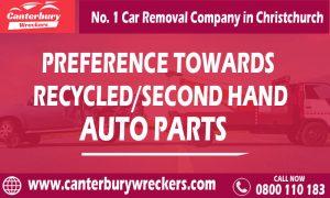 car removal CHCH