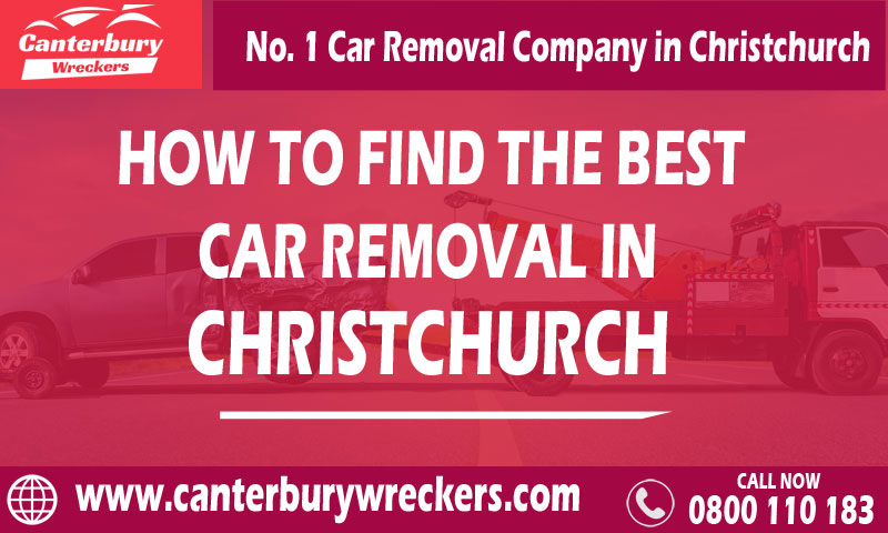 car removal christchurch