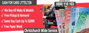 cash for cars lyttelton