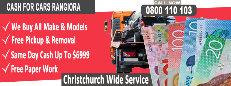 cash for cars rangiora