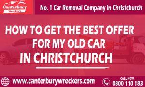 car removal Christchurch