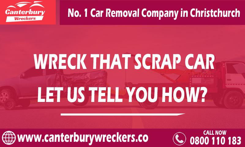 scrapcar Christchurch