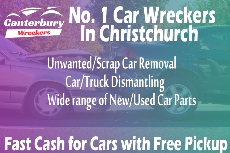 4x4 dismantlers Christchurch