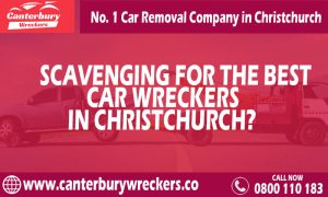 Car Wreckers Christchurch