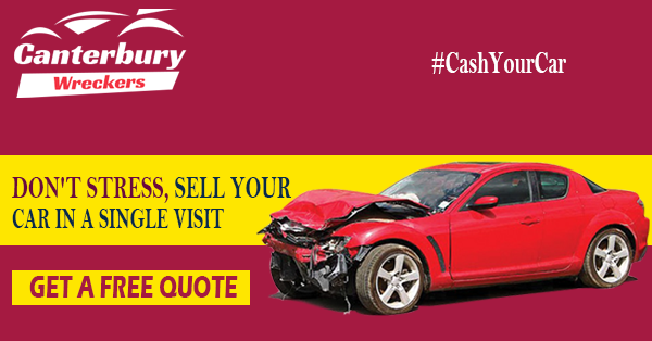 Get best cash for old car canterbury